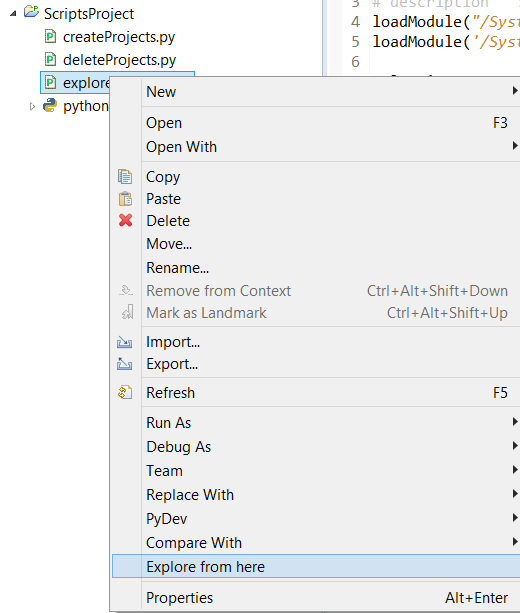 Integrate with 3rd party tools on EASE
