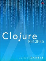 Clojure Recipes book cover