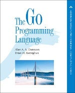The Go Programming Language book cover