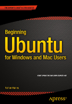 Beginning Ubuntu book cover