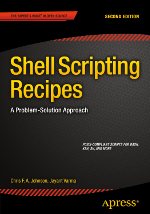 Shell Scripting Recipes book cover