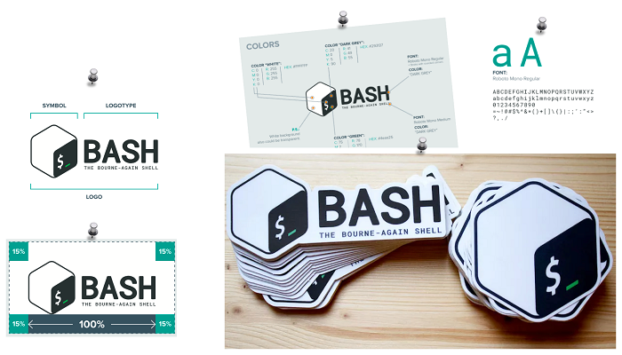 New BASH logo.