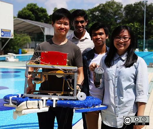 Imp Bot team