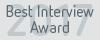Best Interview Award 2017