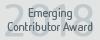 Emerging Contributor Award 2018