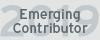 Emerging Contributor Award 2019