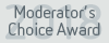 Moderator's Choice Award 2018
