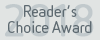 Readers Choice Award 2018