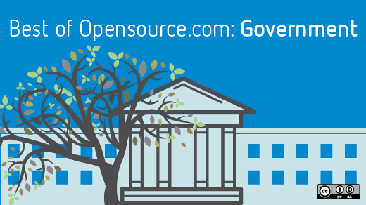 Best of government articles on Opensource.com in 2015
