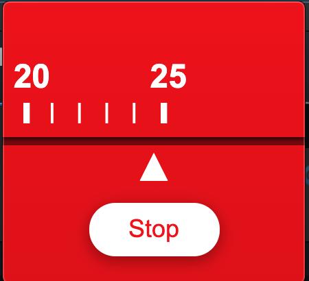 Timer interface in Mater program