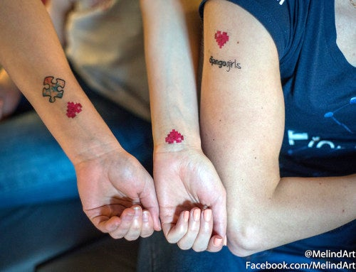 Django Girls tattoos