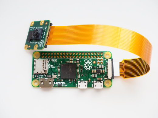 Getting started with Raspberry Pi photos and video