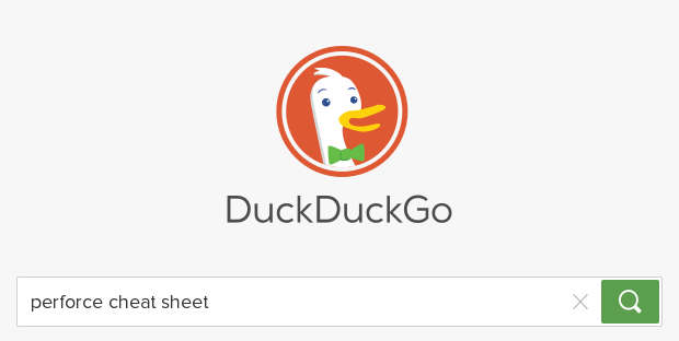 Search with DuckDuckGo
