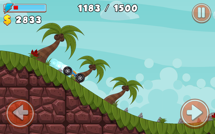 Flip Runner game screenshot