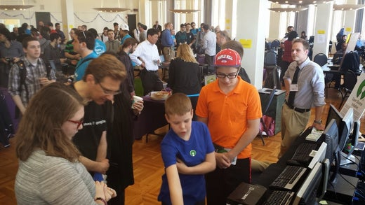 FLOSS Desktops for Kids project at Open Source Festival