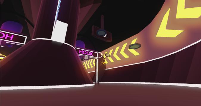 Jethook game screenshot