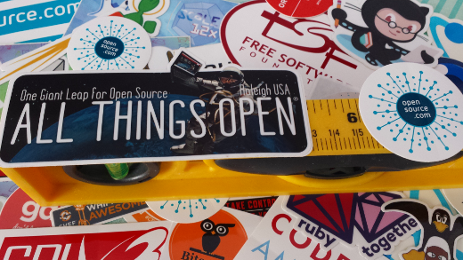 All Things Open sticker