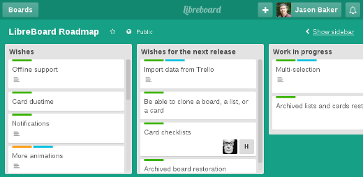 5 Open Source Alternatives To Trello Opensource Com