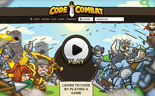 Learn to code games for kids