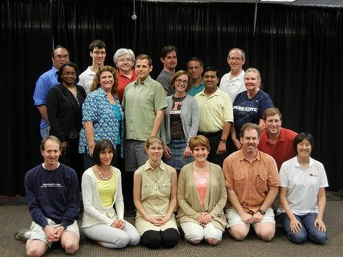 POSSE group photo