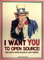 I want YOU to open source