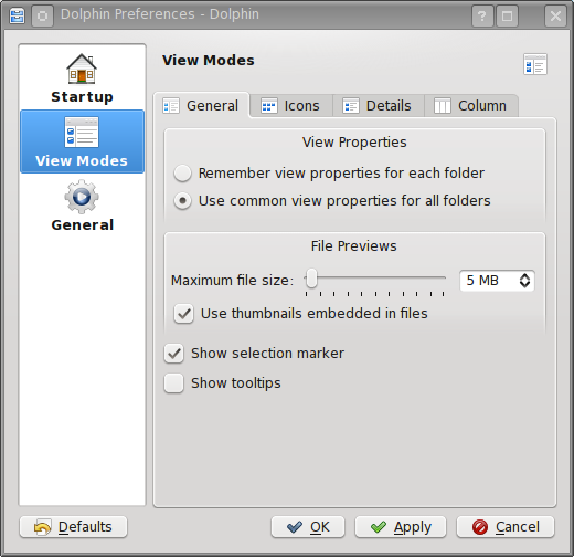 Learn more about KDE's default file manager, Dolphin