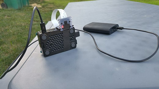 Turning a Raspberry Pi into a portable streaming camera | Opensource com