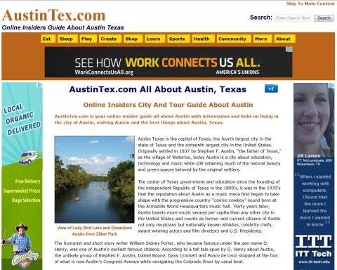 AustinTex.com