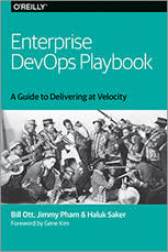Enterprise Devops Playbook cover
