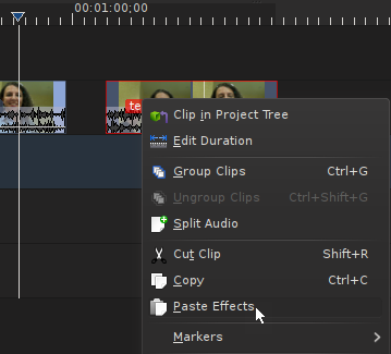 copying effects from clip to clip