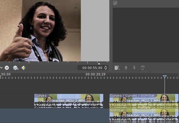 image effects via basic composited overlays