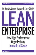 Lean Enterprise book cover