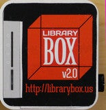 LibraryBox portable, for offline digital files