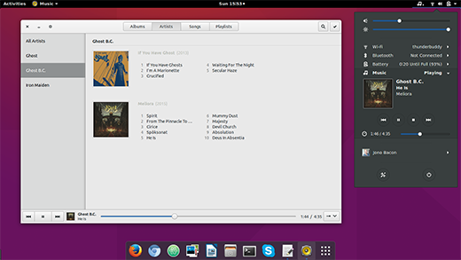 Exploring the GNOME Shell in Ubuntu | Opensource com