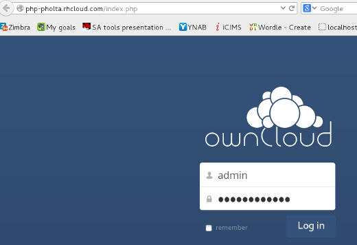 Experience the cloud on the desktop with ownCloud