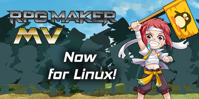 RPG Maker for Linux