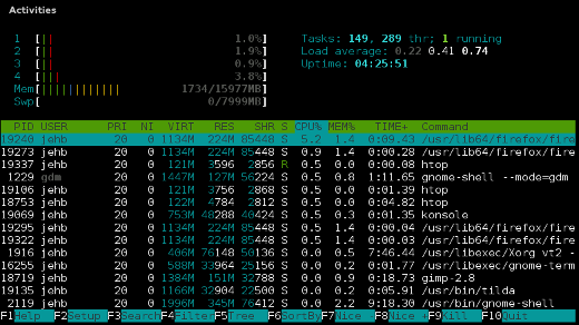 Top 7 terminal emulators for Linux | Opensource com