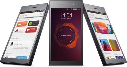 Ubuntu Aquaris