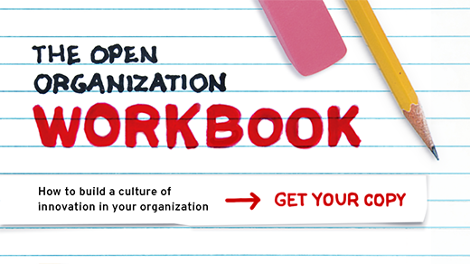 The Open Organization Workbook Download The Pdf Opensource Com