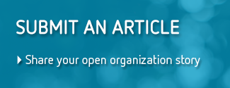 Submit your Open Organization story