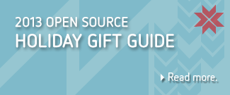 2013 Open Source Holiday Gift Guide