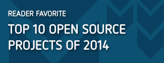 Top 10 open source projects of 2014