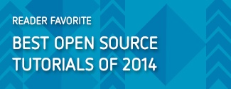 Best open source tutorials of 2014