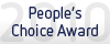 People's Choice Award badge