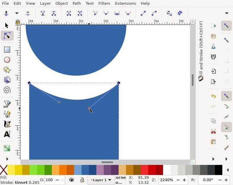 Inkscape application