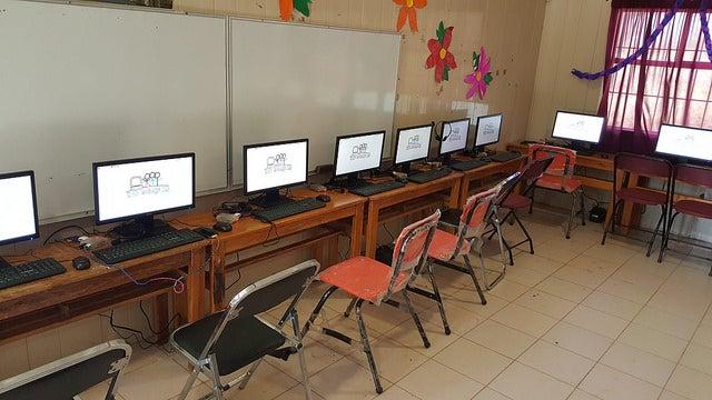 KOC Computer Lab Setup