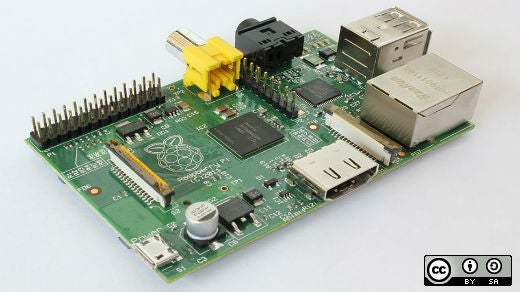 University course trades textbook for Raspberry Pi