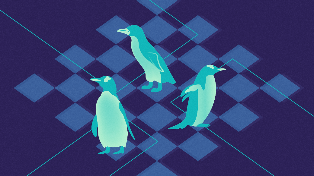 Gaming with penguin pawns