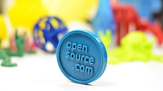 5 notable open source 3D printers