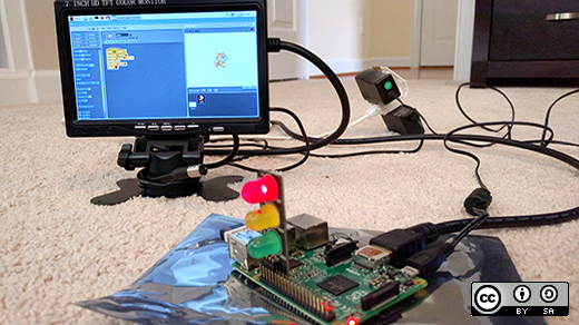 How To Control An Led With The Raspberry Pi Opensource Com